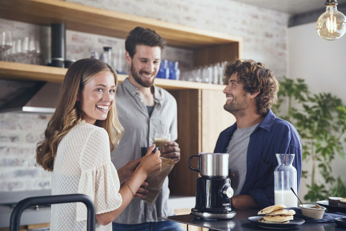 SEVERIN, wir lieben Kaffee